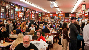 Katz's Deli by Matt Biddulph via Flickr